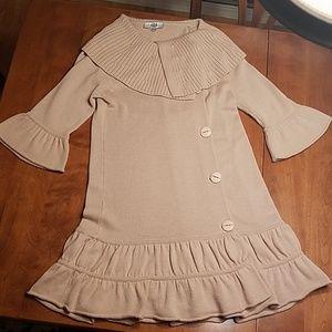 Tibi sweater dress small